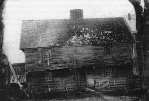 Settlers Huddled Here During the 1704 Raid on Deerfield