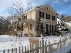 13 Cliffwood St., Worthington House - c. 1815