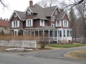 16 Cliffwood St., Dr. Bernard McKay House - c. 1885