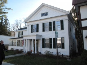 42 Walker St., Richard Walker House - 1837