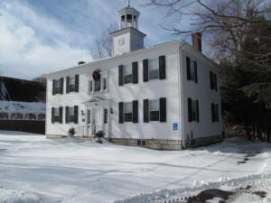 65 Main St., Lenox Academy - c. 1802