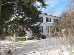 73 Main St., James Robbins House - c. 1807