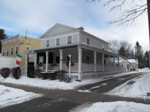 80 Main St., Harriet Hickok House - 1835