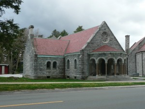 88 Walker St., Trinity Episcopal Church Parish House - 1896