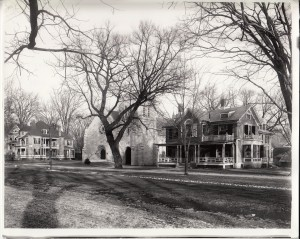 The Willows as of 1884