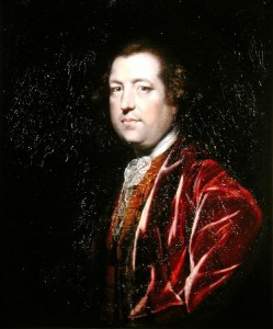 Townsend by Joshua Reynolds