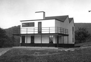 The Studio, Built in 1930, Designed by George Sanderson of Boston