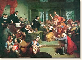 Salem Witch Trials Contributed to the End of Puritan Rule
