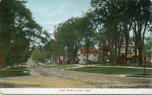 Main Street Before Route 7 and Before Bypass