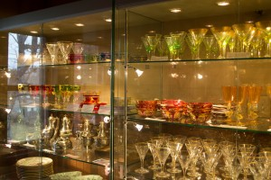 Venetian Glass and Other Bellefontaine Treasures on Display at Ventfort Hall