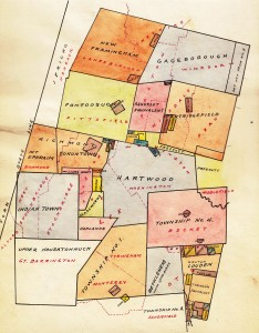 Early Berkshire County Potential Townships