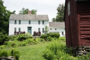 Bidwell House, 1762 (?), Monterey, MA