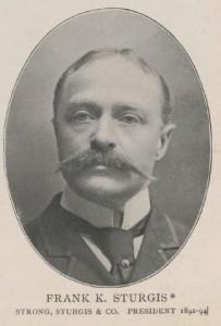 F.K. Sturgis