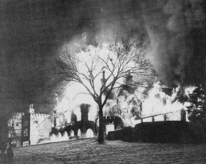 Shadow Brook Burned 1956