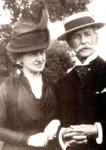 Emily Vanderbilt and William D. Sloane