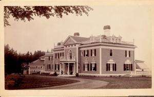 Frelinghuysen House (xx Kemble) - 1888