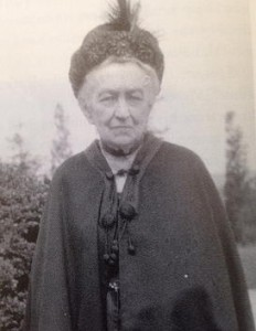 """Grandma Winthrop"" Lived at Ethelwyn owned Ethelwyn until 1925"