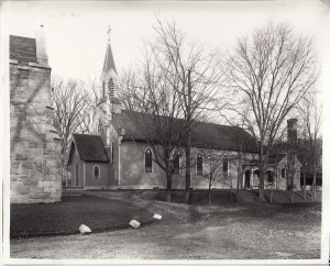St. Ann's Catholic Church Lenox