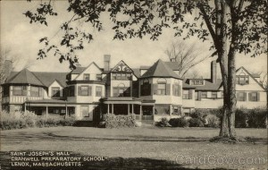 Saint Joseph's Hall--Cranwell Preparatory School Lenox, MA