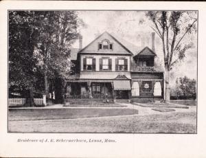 J.E. Schermerhorn Home