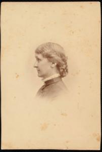 Mrs. Hartman Kuhn (Grace Morris Cary)