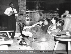 Early Days at Music Inn