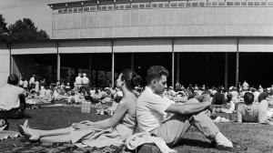 Tanglewood Lawn - c. 1960